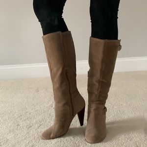BCBG knee high boots